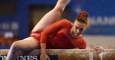 【画像】女子体操選手「ここでお漏らしたら選手生命終わる・・・」→結果wwwww