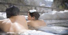 30歳の姉と混浴に入ってフルボッキした結果wwwwwww(※画像)