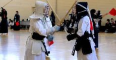 【gif】デカ乳が剣道着を着ずに剣道をした結果wwwwwwwwwwwwwwwwwwwwwwww